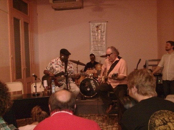 Bob Stroger Band