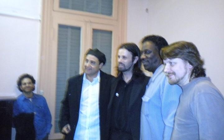 Mud Morganfield; Mariano Cardozo & Escuela de Blues