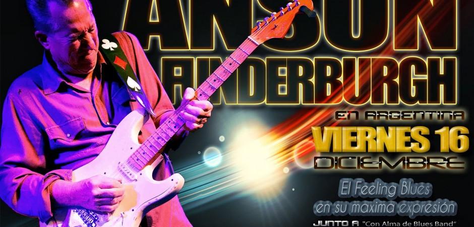 Anson Funderburgh evento