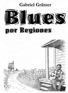 Blues por regiones