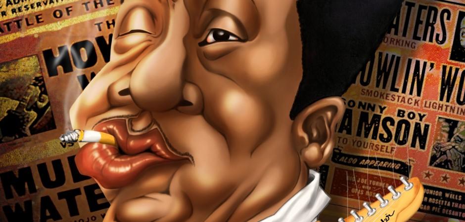 """""""Muddy Waters"""" de Carlos de las Muñecas Acha - metalchato@gmail.com La Paz - Bolivia"""