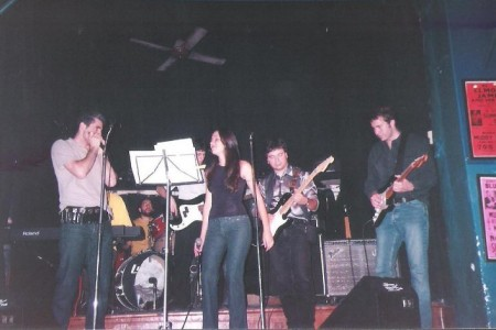 "En vivo en el ""Blues Special"" 2003"
