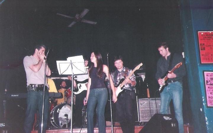 """En vivo en el """"Blues Special"""" 2003"""